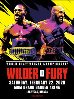 Fury Wilder 2