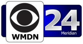 WMDN CBS affiliate in Meridian, Mississippi