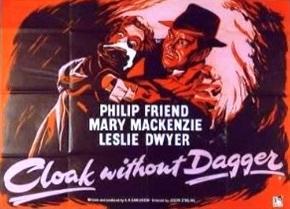 <i>Cloak Without Dagger</i> 1956 film