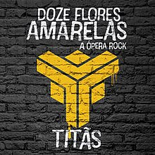 <i>Doze Flores Amarelas</i> 2018 studio album by Titãs