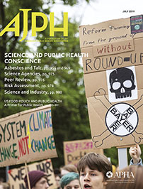 <i>American Journal of Public Health</i> Peer-reviewed academic journal