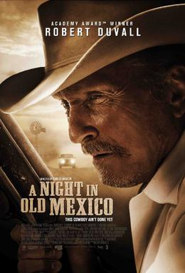 A Night in Old Mexico (2013) poster