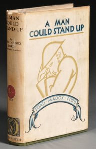 <i>A Man Could Stand Up —</i> 1926 novel by Ford Madox Ford
