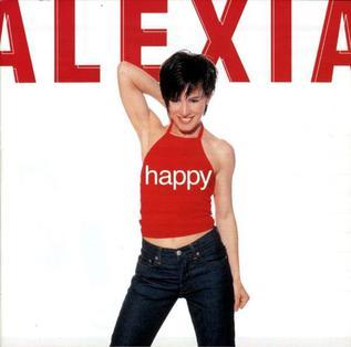 <i>Happy</i> (Alexia album) 1999 studio album by Alexia