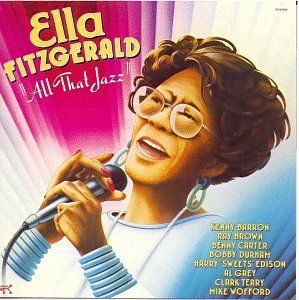 1989 studio album by Ella Fitzgerald
