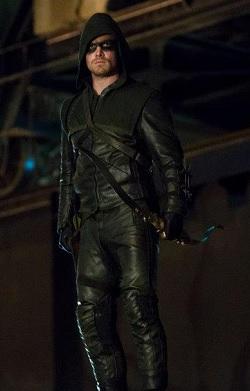 Netflix Arrow Staffel 4
