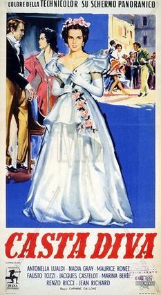 Casta diva 1954 film wikipedia - Casta diva parrucchieri ...