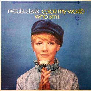 Colour My World Album Wikipedia