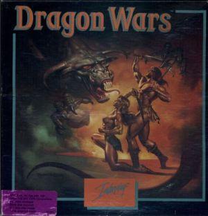 <i>Dragon Wars</i> 1991 video game