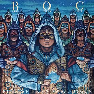 <i>Fire of Unknown Origin</i> 1981 studio album by Blue Öyster Cult
