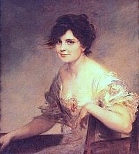 Geraldine Rockefeller - 1906 by Friedrich von Kaulbach - before her marriage to M. H, Dodge - now in Morris Museum collection in Morristown N.J..JPG