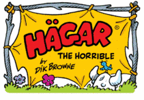 Hagar The Horrible S Dog