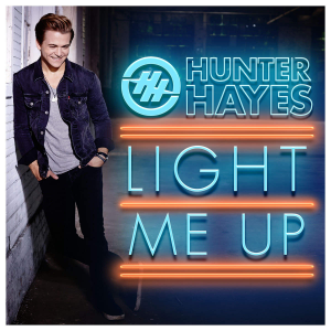 Hunter Hayes — Light Me Up (studio acapella)