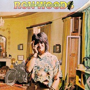 <i>Ive Got My Own Album to Do</i> 1974 studio album by Ronnie Wood