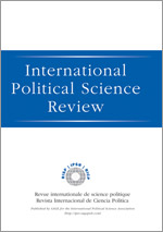 International Political Science Review journal front cover.jpg