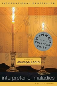 <i>Interpreter of Maladies</i> book by Jhumpa Lahiri