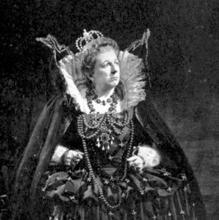 Joan Cross British opera singer