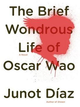 Book Cover-Oscar Wao