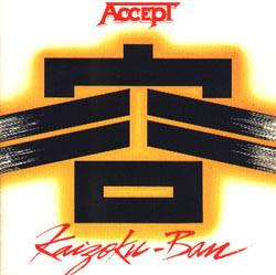 <i>Kaizoku-Ban</i> 1985 EP (live) by Accept