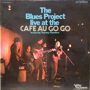 <i>Live at The Cafe Au Go Go</i> 1966 live album by The Blues Project
