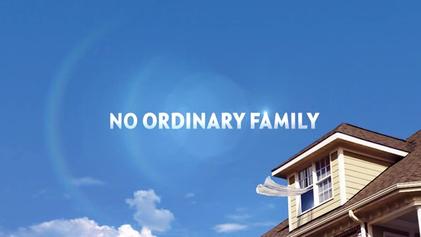 No Ordinary Family - Wikipedia