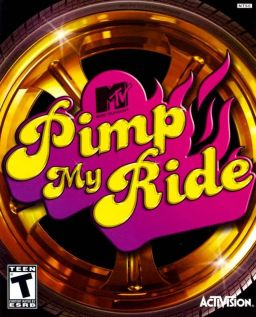 pimp my ride video game wikipedia. Black Bedroom Furniture Sets. Home Design Ideas