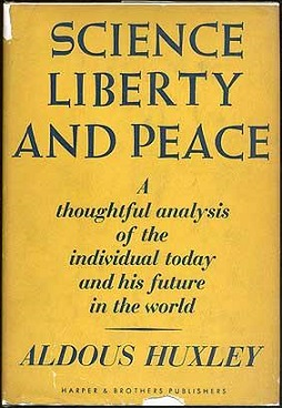 Science Liberty And Peace  Wikipedia