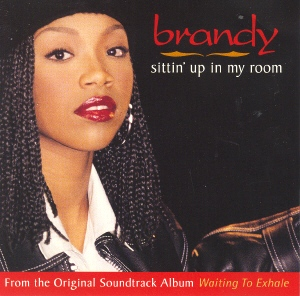 Sittin Up in My Room single by Brandy