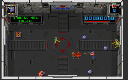Arcade screenshot