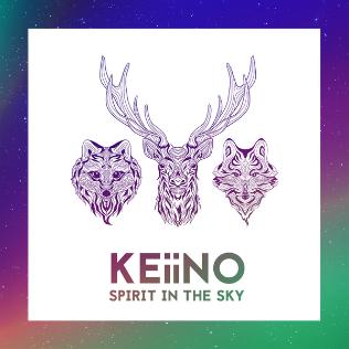 Spirit in the Sky (Keiino song) 2019 single by KEiiNO