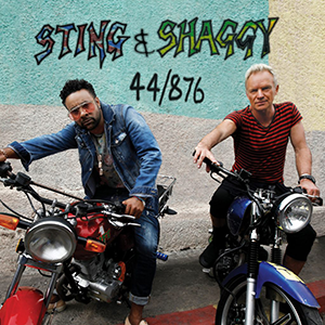 <i>44/876</i> 2018 studio album by Sting and Shaggy
