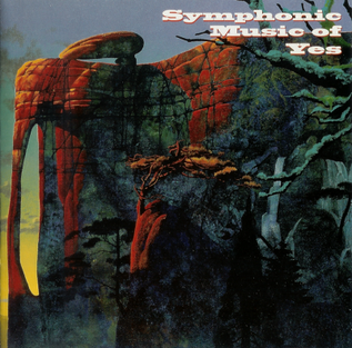 <i>Symphonic Music of Yes</i> 1993 studio album by London Philharmonic Orchestra