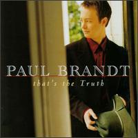 <i>Thats the Truth</i> (album) 1999 studio album by Paul Brandt