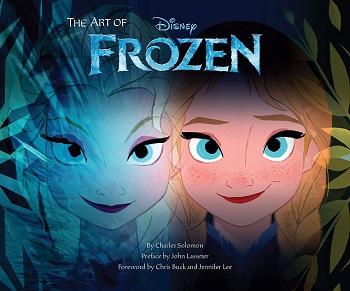 Art Of Frozen Book