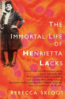 Image result for immortal life of henrietta lacks