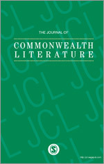 <i>The Journal of Commonwealth Literature</i> journal