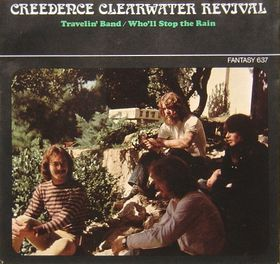 Travelin Band 1970 single by Creedence Clearwater Revival