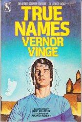 <i>True Names</i> novella by Vernor Vinge