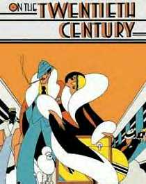 The On the Twentieth Century revival artwork...