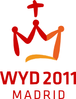 World Youth Days 2011 Madrid Logo.png