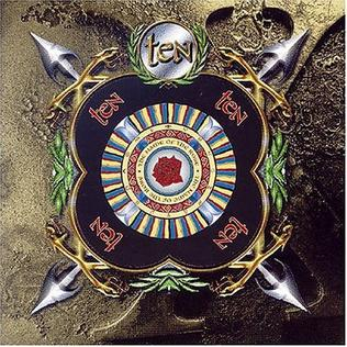 <i>X/The Name of the Rose</i> 1999 compilation album by Ten
