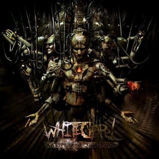 <i>A New Era of Corruption</i> 2010 studio album by Whitechapel