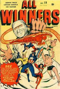 """Résultat de recherche d'images pour """"all winner comics 19"""""""