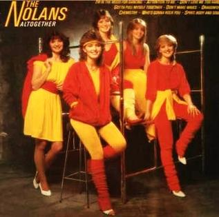 Nolans, The - Dragonfly