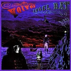 <i>Angel Rat</i> 1991 studio album by Voivod