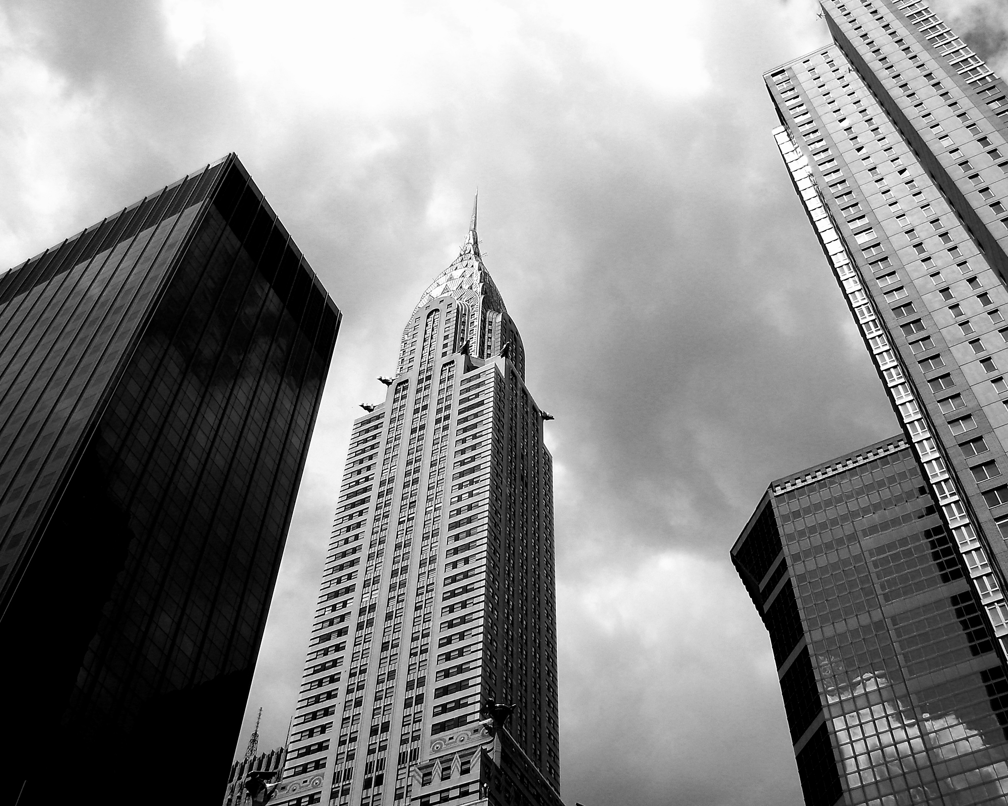 Chrysler Building Wikipedia: Empire State, Chrysler Building And Architectural Drawings