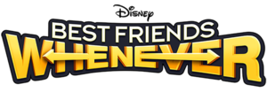 <i>Best Friends Whenever</i> American sitcom