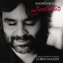 <i>Sentimento</i> 2002 studio album by Andrea Bocelli