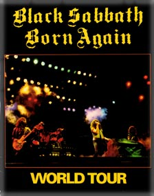 Born Again Tour