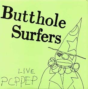1984 live album by Butthole Surfers